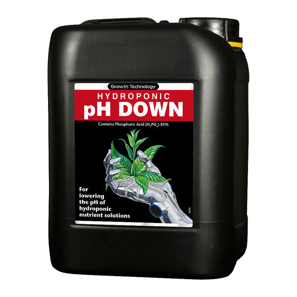 pH Down 81% Phosphoric Acid 5ltr