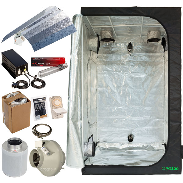 PG120 Grow Tent Kit 600w x 1 : grow tent packages deals - afamca.org