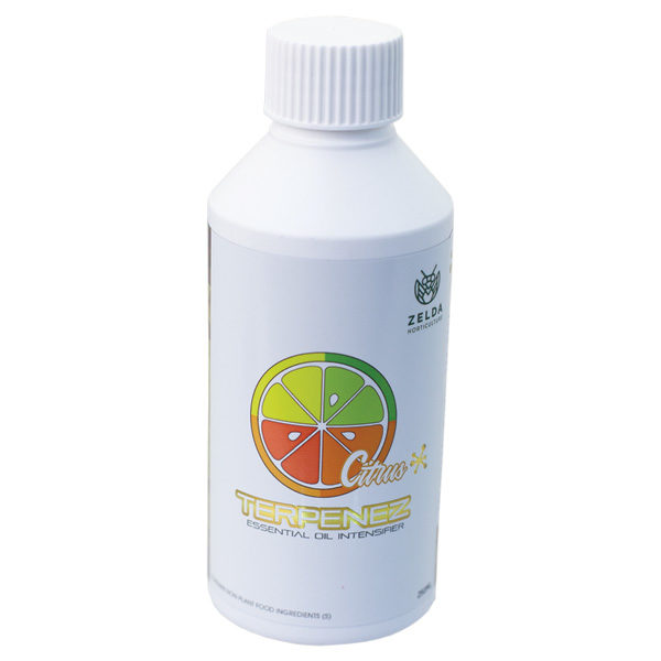 Terpenez Citrus Essential Oil Intensifier 250ml