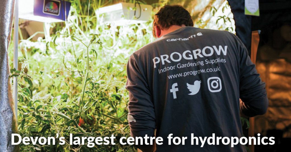 Progrow - Hydroponics Shop & Supplier of Hydroponic Equipment