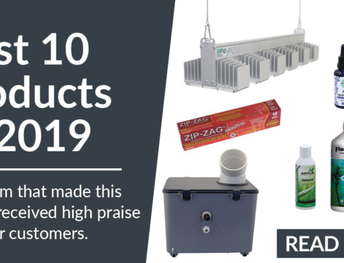 Best 10 Products of 2019